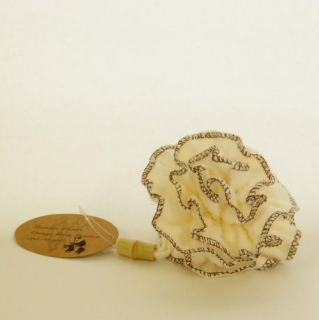 Fleur de douche en bambou