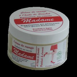 Crème de rasage Madame