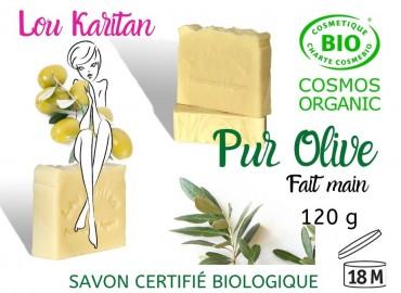 Savon Pur Olive bio