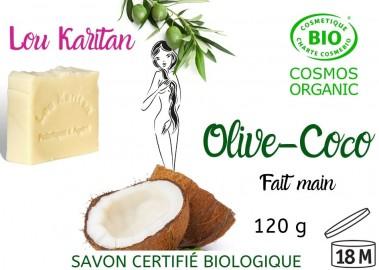 Savon Olive et Coco