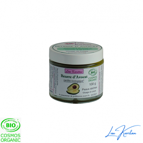 Beurre d' Avocat bio