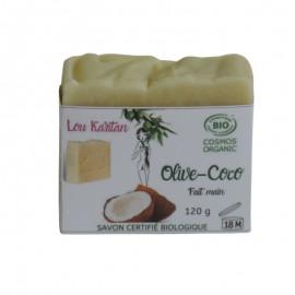 Savon Olive Coco BIO