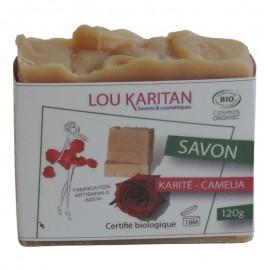 Savon Karité Camélia BIO