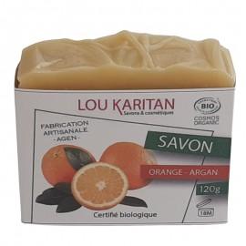 Savon Orange Argan BIO